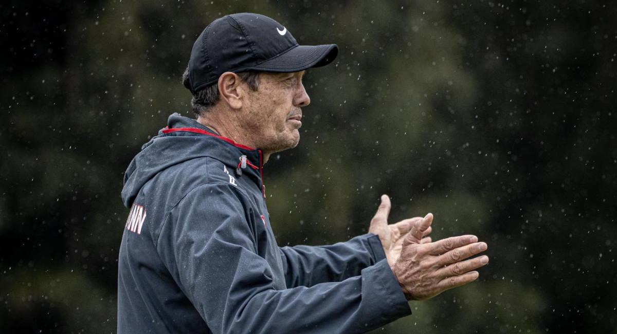 El técnico de Wilstermann, Mauricio Soria. Foto: Facebook @WilstermannClubDeportivo