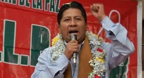 """Jallalla La Paz decidirá sucesor de """"El Mallku"""" por democracia interna"""