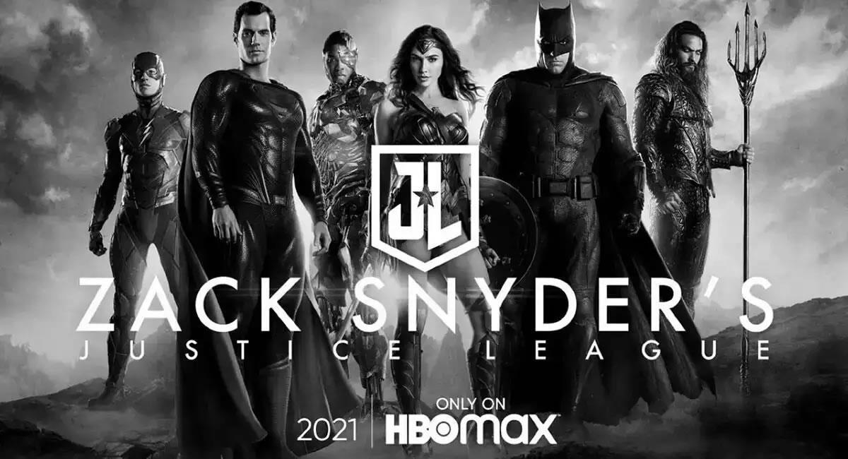 La nueva película de 'Justice League' es una de las más esperadas de 2021. Foto: Twitter @hbomax