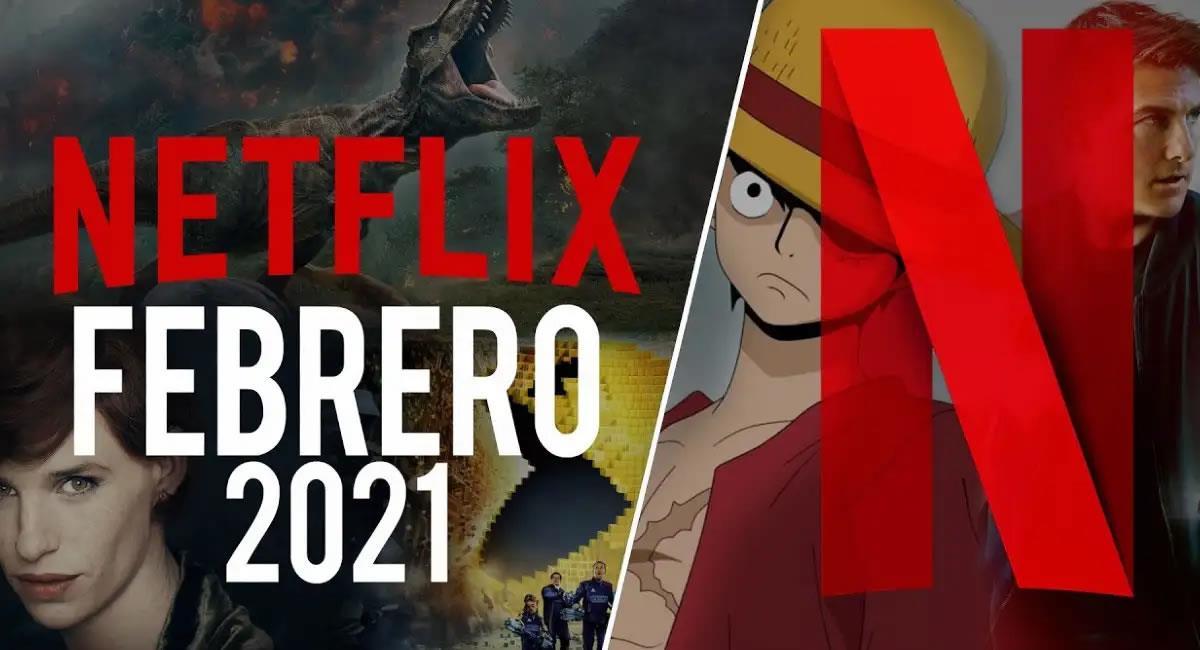 Estrenos de Netflix para febrero. Foto: Youtube Top Cinema