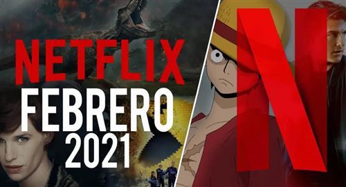 Estrenos series y películas de Netflix para febrero del 2021