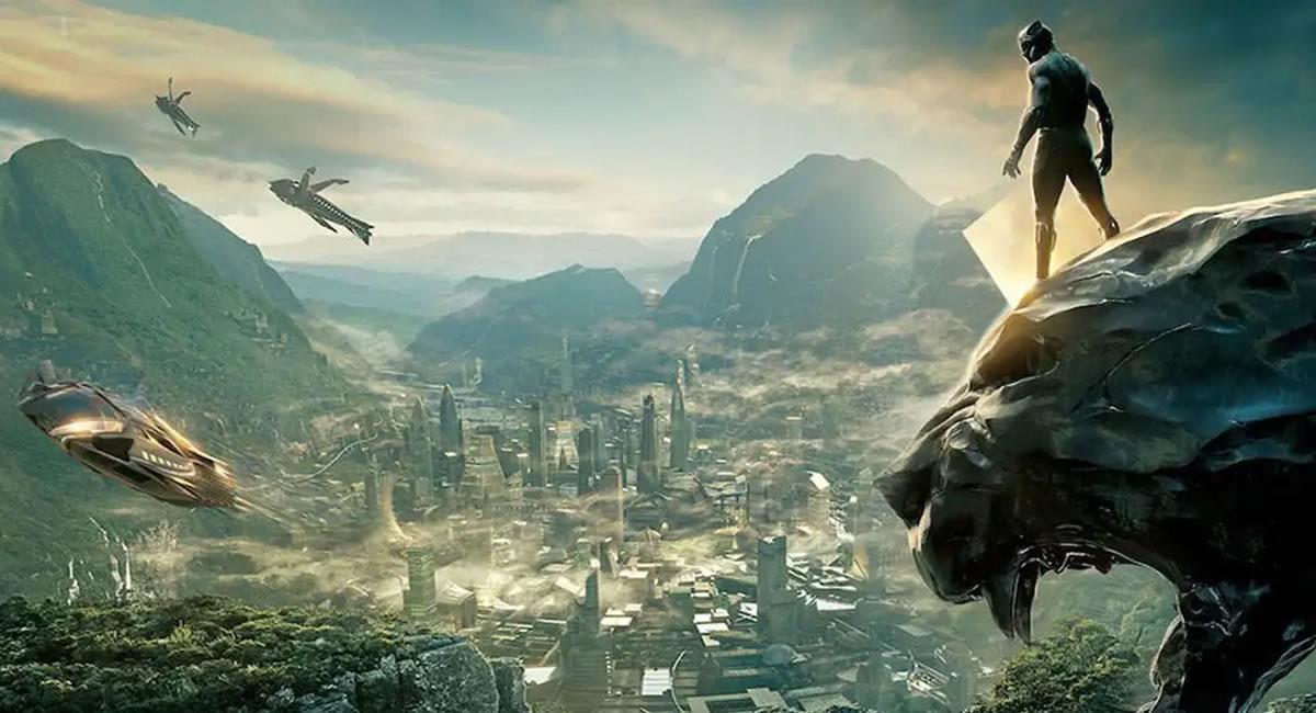 Wakanda hace referencia al paraíso donde transcurre la historia original 'Black Panther'. Foto: Twitter @theblackpanther