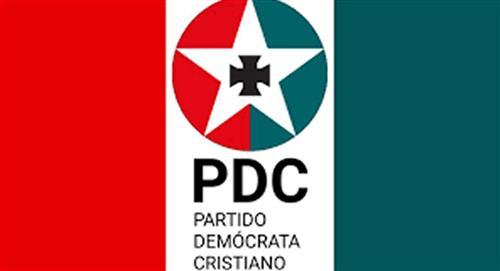 El Partido Demócrata Cristiano se retira de las elecciones subnacionales