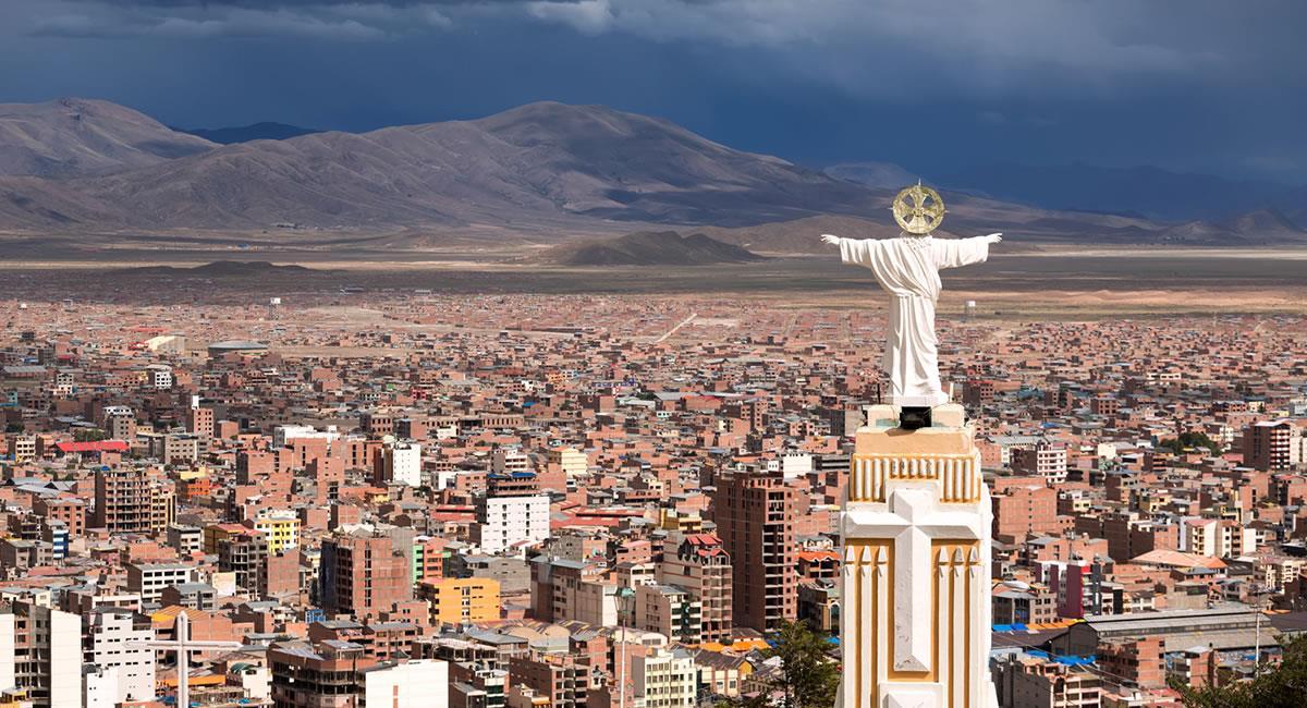 Conmemoración de la Revolución de Oruro. Foto: Shutterstock