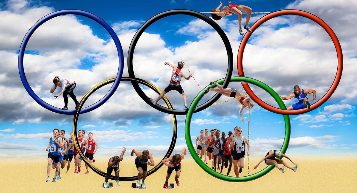Juegos Olímpicos Tokio 2021. Foto: Pixabay