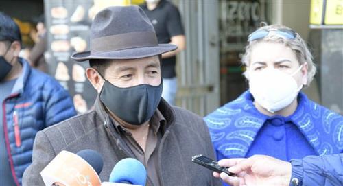 """Rafael """"El Tata"""" Quispe es sentenciado a dos años de cárcel por acoso político"""