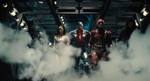 Tráiler de 'La Liga de la Justicia' de Zack Snyder con Jared Leto como el 'Joker'