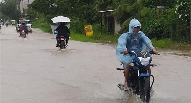 Hasta el jueves pronostican lluvias intensas y tormentas eléctricas. Foto: ABI