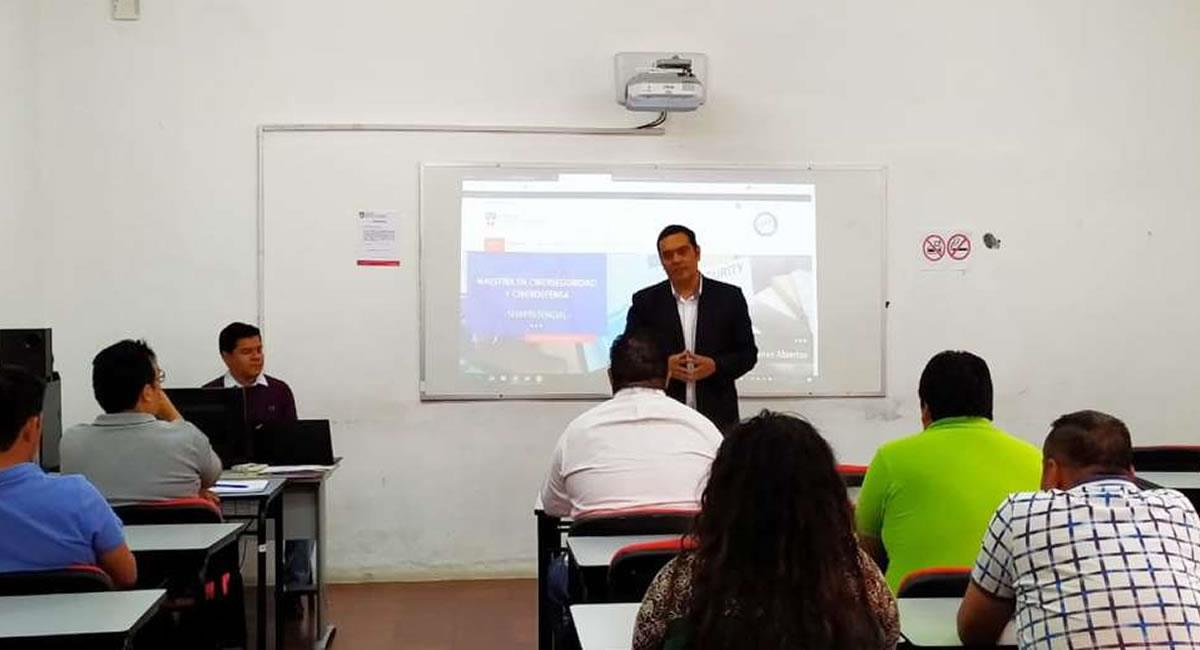 Universidad Autónoma Gabriel René Moreno (Uagrm). Foto: Uagrm