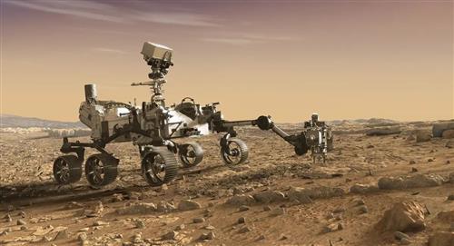 """El """"rover"""" 'Perseverance' está listo para aterrizar sobre el cráter Jezero"""