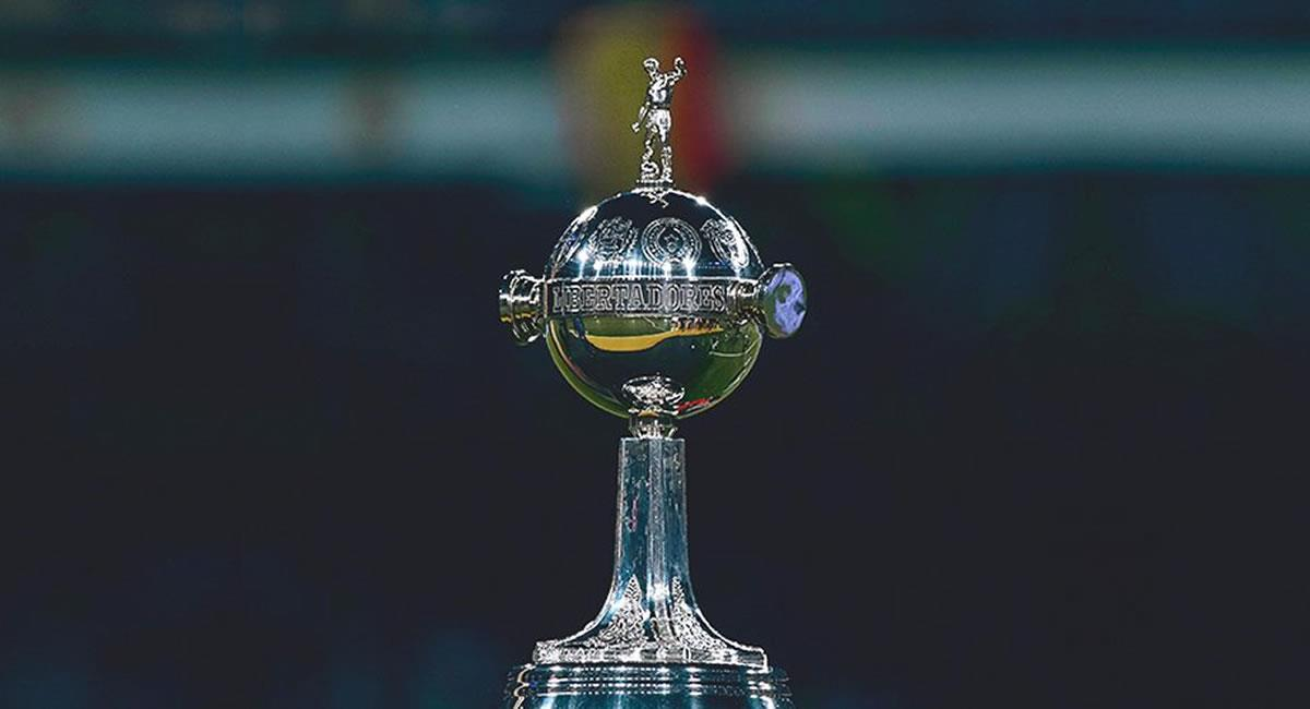 Sexagésima segunda edición de la Copa Libertadores. Foto: Twitter @Libertadores