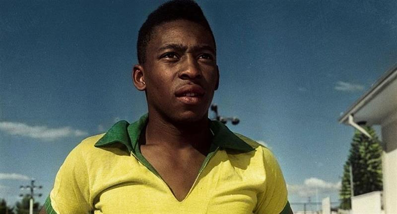 'Pelé', el más reciente documental de Netflix. Foto: EFE