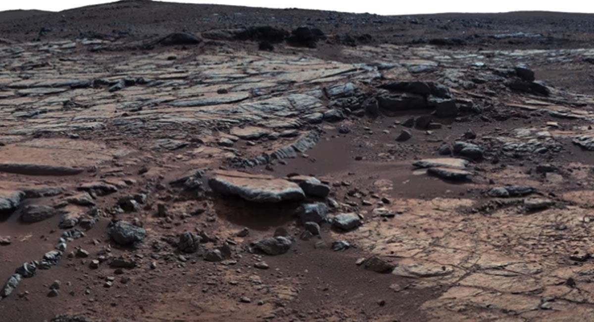 Imágenes en alta resolución del 'Planeta Rojo'. Foto: Youtube / Captura canal ElderFox Documentaries