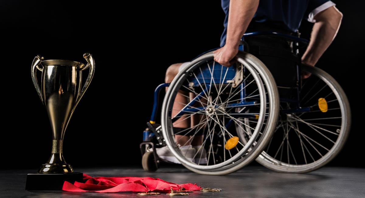 Juegos Paralímpicos Tokio 2021. Foto: Shutterstock