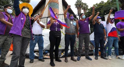 Buscan habilitar a Manfred Reyes Villa con una huelga y un recurso extraordinario