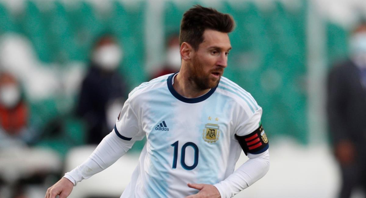 Lionel Messi, uno de los jugadores que no serían cedidos a Argentina para las eliminatorias. Foto: EFE