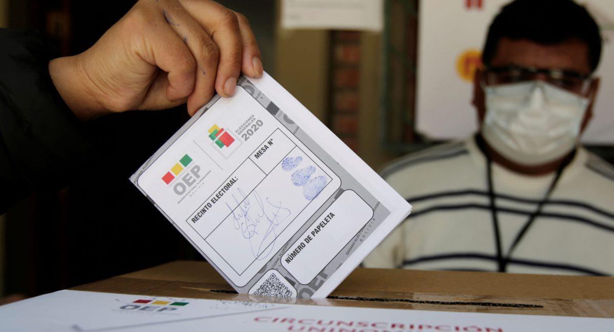 Personas que cambiaron de identidad podrán votar el domingo. Foto: ABI