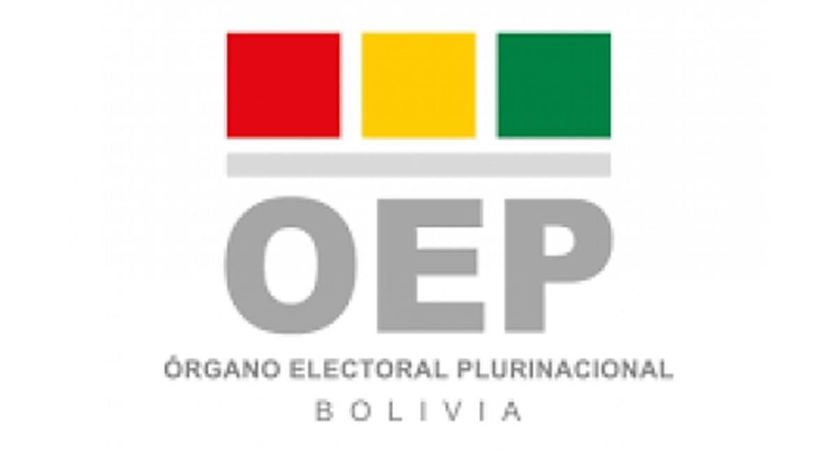Órgano Electoral Plurinacional (OEP). Foto: ABI