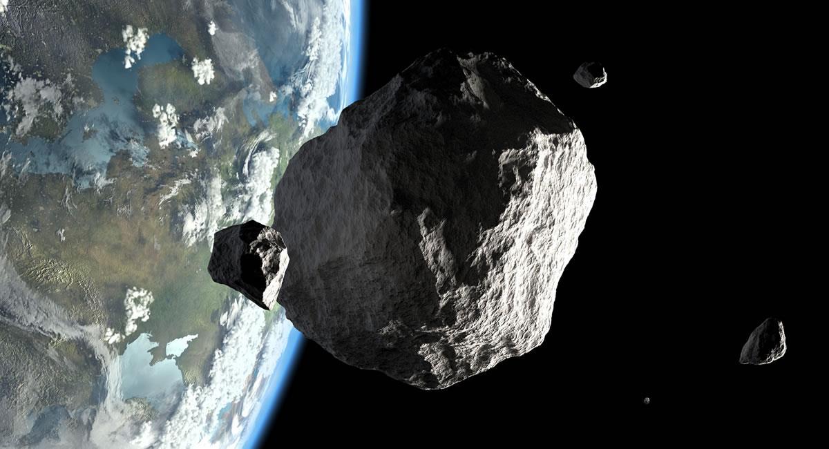 """La agencia espacial estadounidense califica a este asteroide como """"potencialmente peligroso"""". Foto: Shutterstock"""