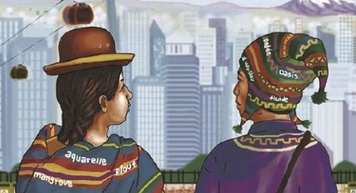 El evento busca celebrar una lengua hablada por más de 200 millones de personas en los cinco continentes. Foto: ABI