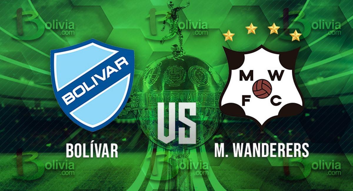 Previa Bolívar vs Wanderers. Foto: Interlatin