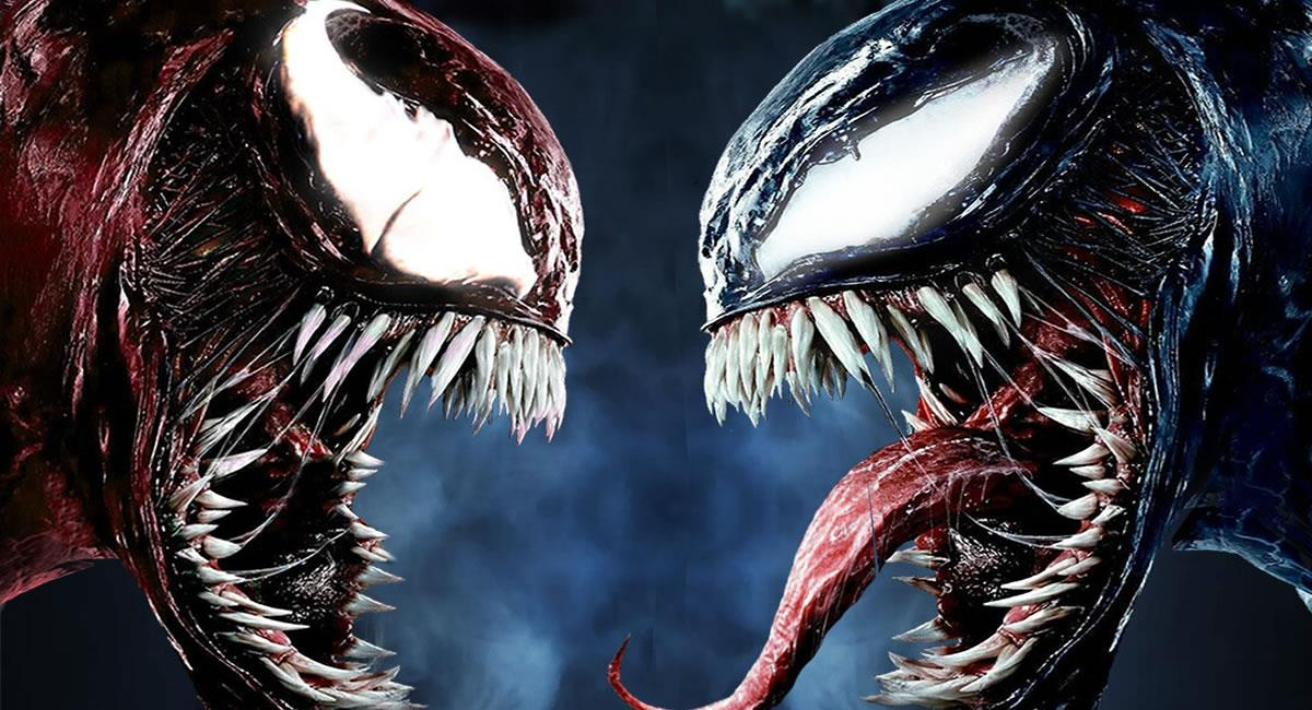 'Venom: Let There Be Carnage'. Foto: Filmaffinity
