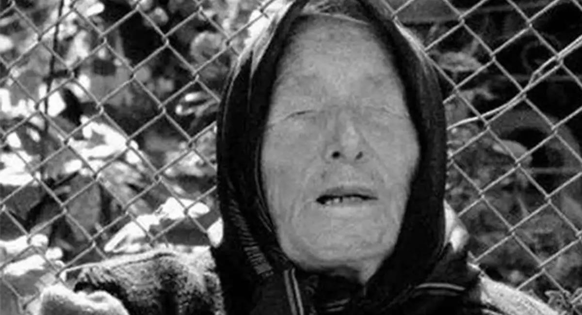 "La famosa ""Nostradamus de los Balcanes"", Baba Vanga. Foto: Twitter @ElRinconDeRed"