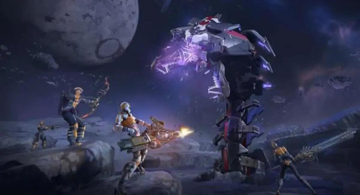 """""""Shadow of Aelion"""" es el nombre de la última actualización del videojuego """"Skyforge"""". Foto: EFE"""