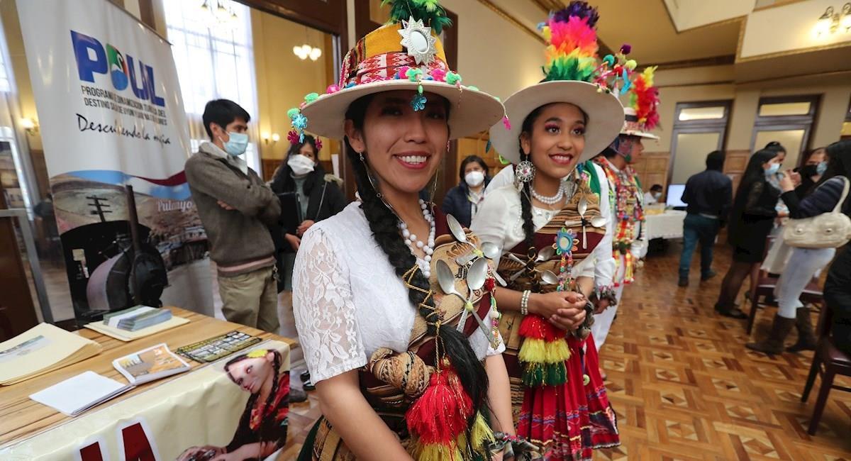 Feria de destinos turísticos nacionales. Foto: EFE