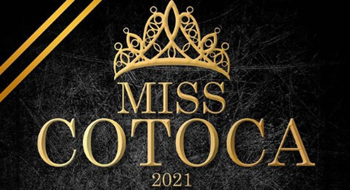Certamen de belleza Miss Cotoca 2021. Foto: Instagram @debocaenboca_20
