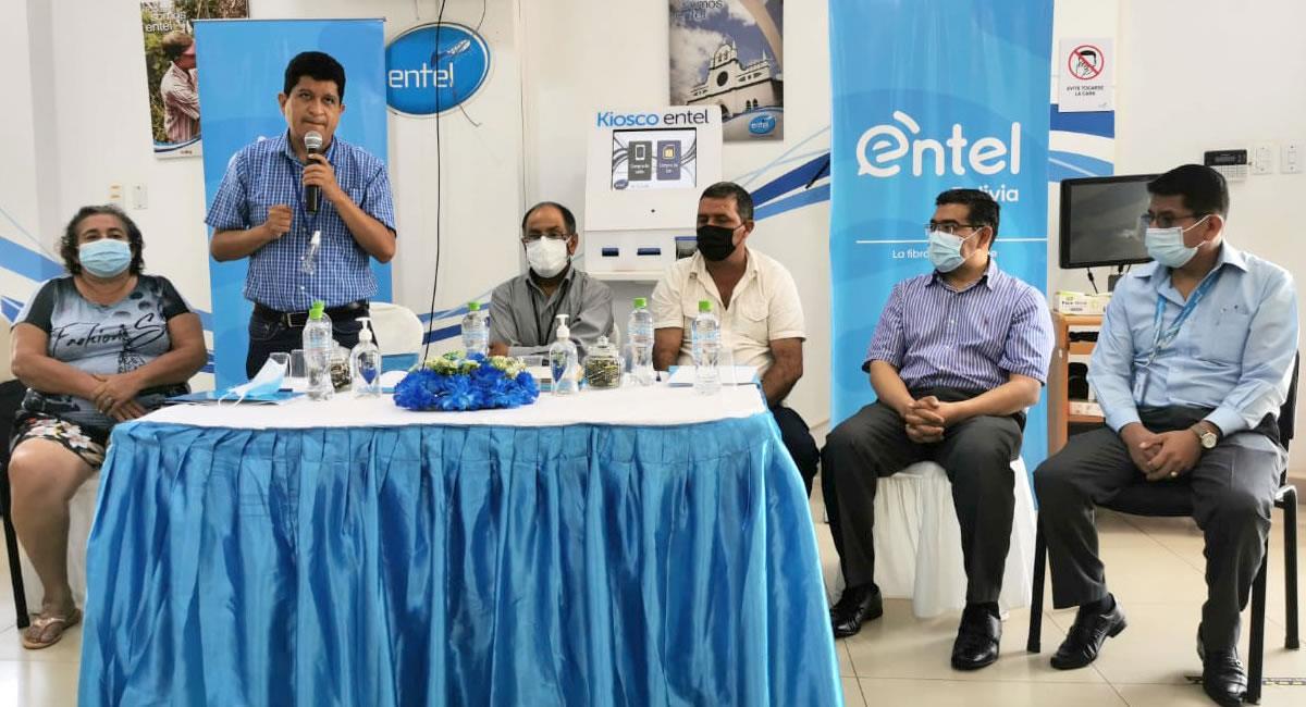 Esto hará posible que las localidades beneficiadas accedan a las facilidades de las telecomunicaciones. Foto: ABI
