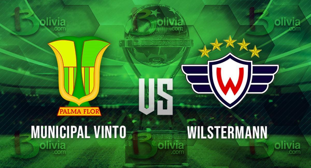 Palmaflor vs Wilstermann. Foto: Interlatin