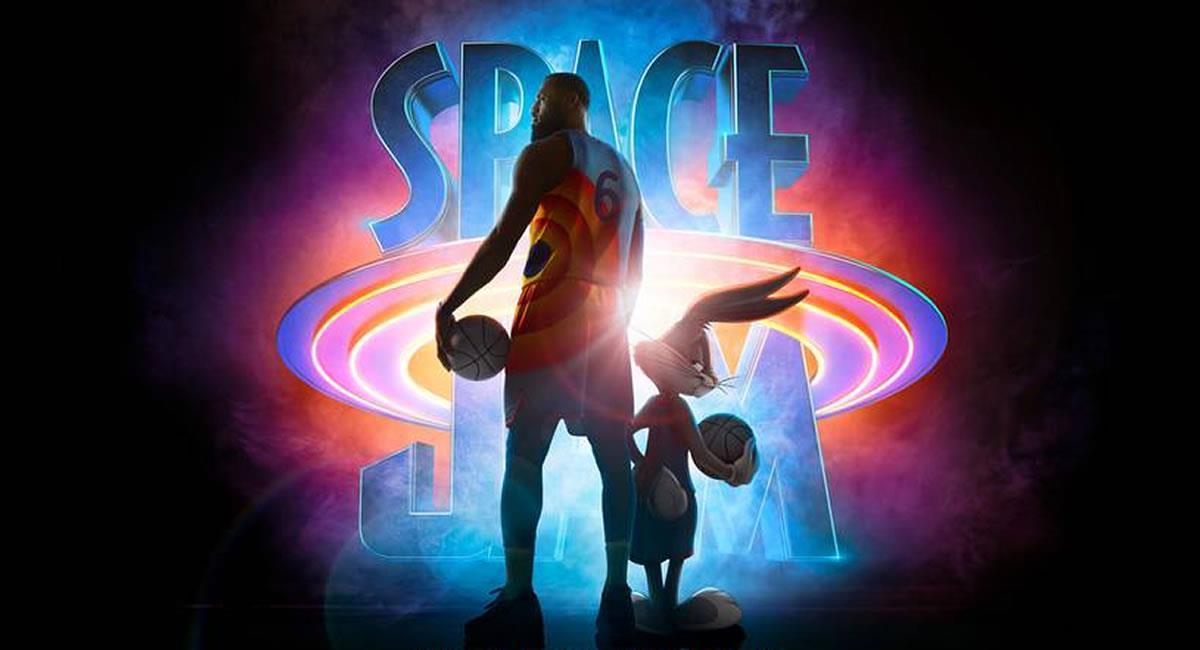 Nuevo tráiler de 'Space Jam: A New Legacy'. Foto: Filmaffinity
