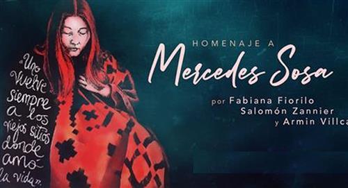 Concierto homenaje Mercedes Sosa Cochabamba