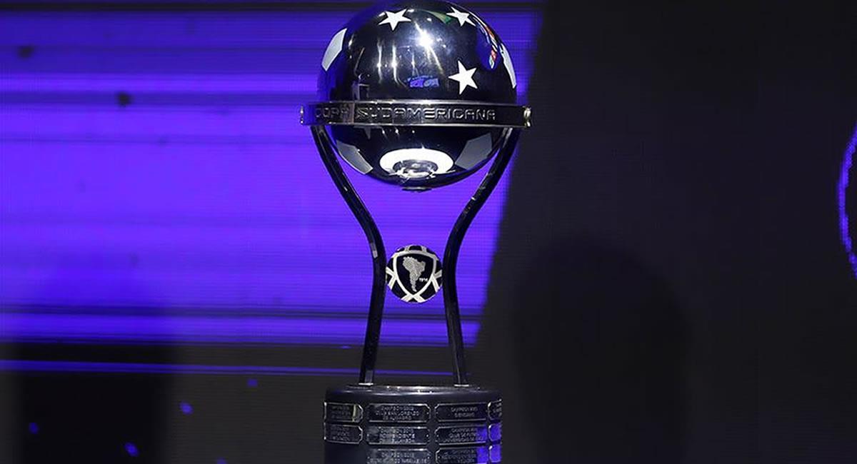 Copa Sudamericana 2021. Foto: EFE