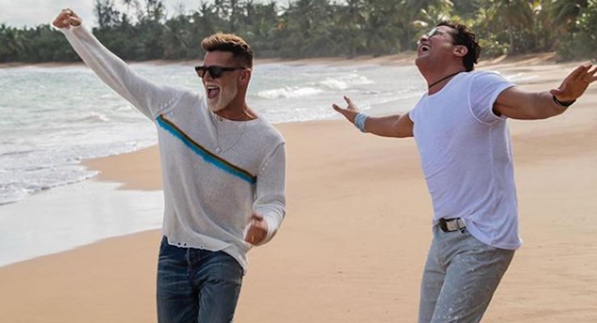 'Canción Bonita', lo nuevo de Ricky Martin y Carlos Vives