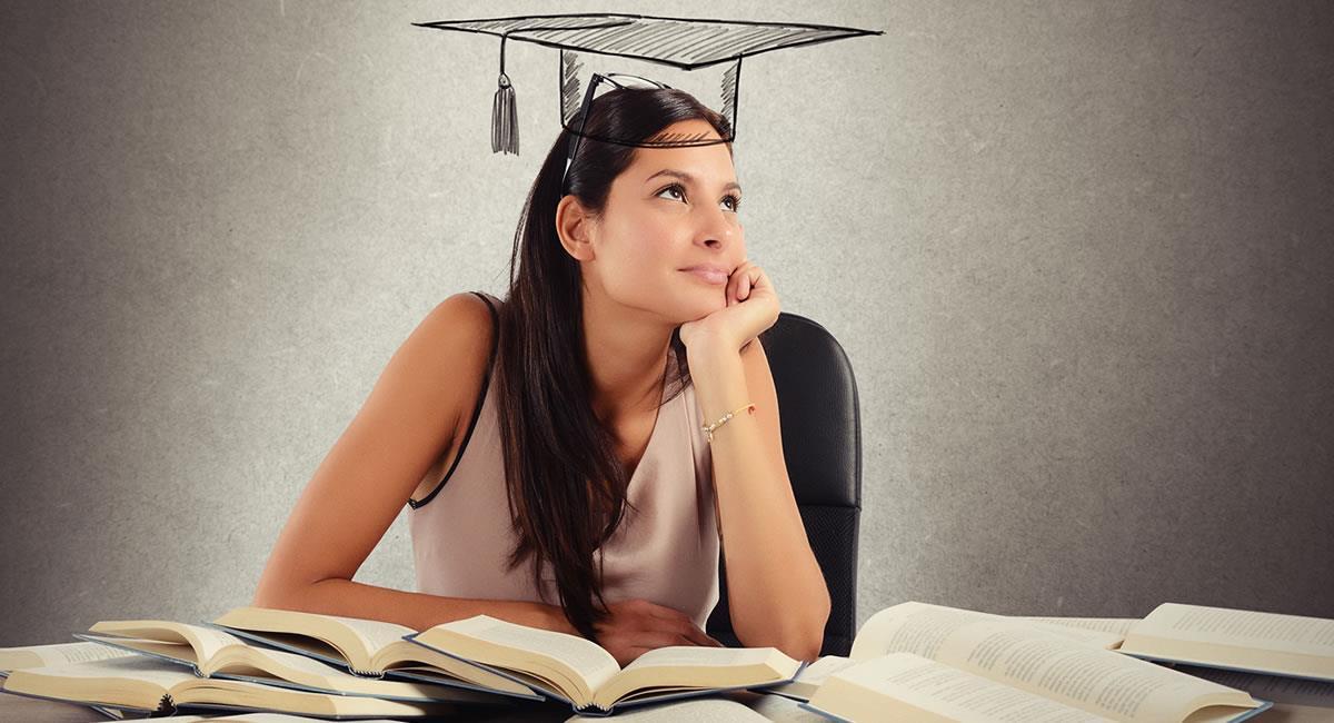 Elegir tu carrera profesional es la más decisiva para tu vida. Foto: Shutterstock