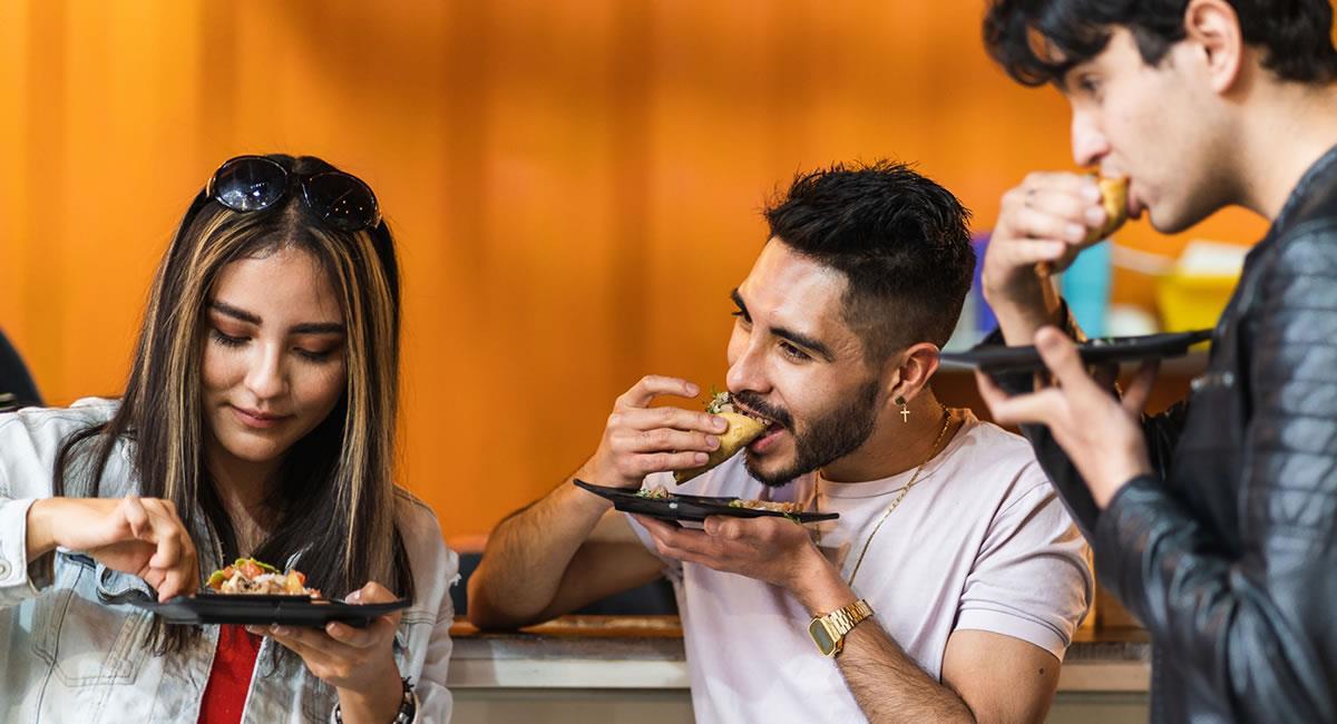 Según estudio, la comida sabe mejor si la vemos antes de olerla