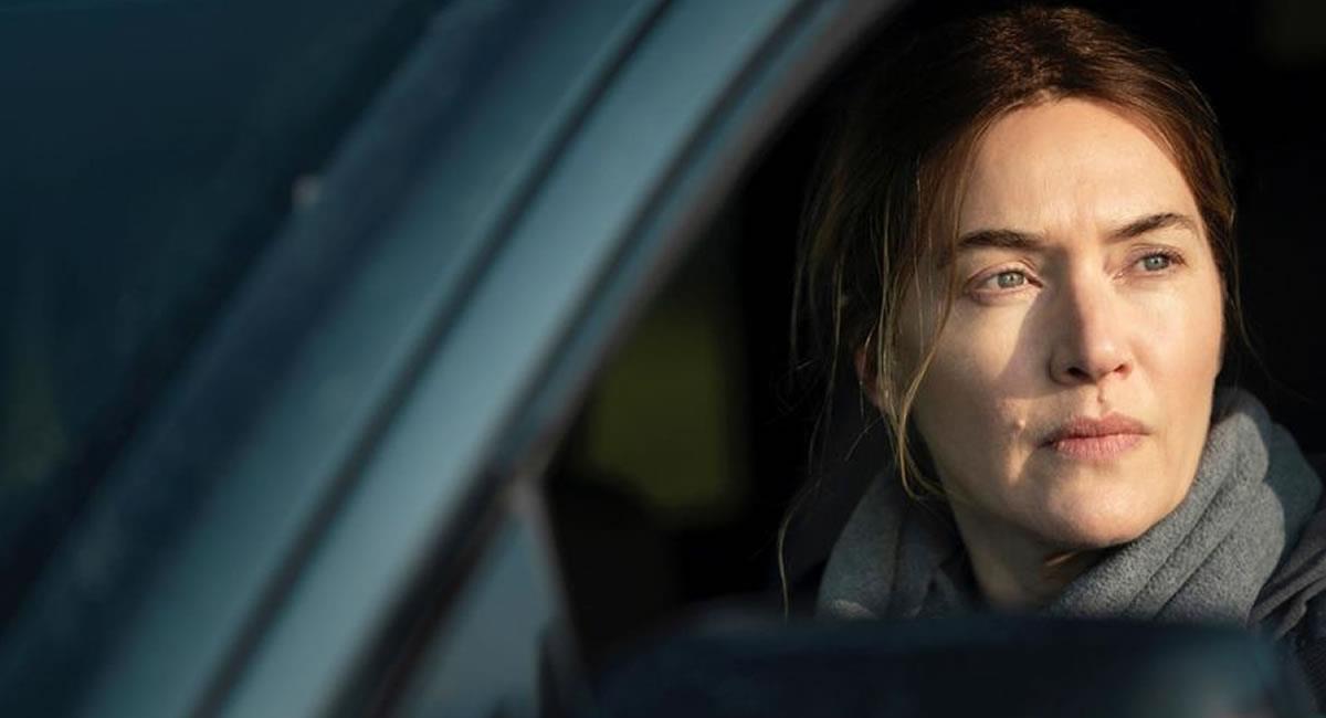 Kate Winslet como Mare Sheehan, durante una escena de la serie 'Mare of Easttown'. Foto: EFE