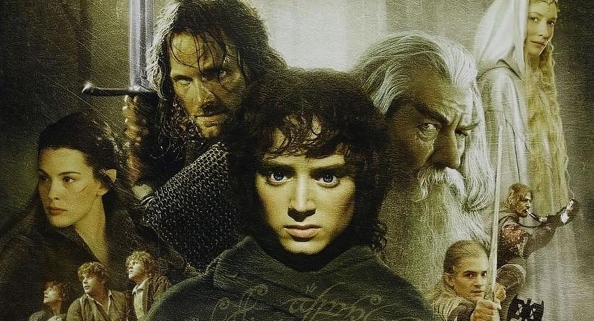 La saga basada en los libros de J.R.R. Tolkien fue un éxito de público y crítica en 2001. Foto: Filmaffinity