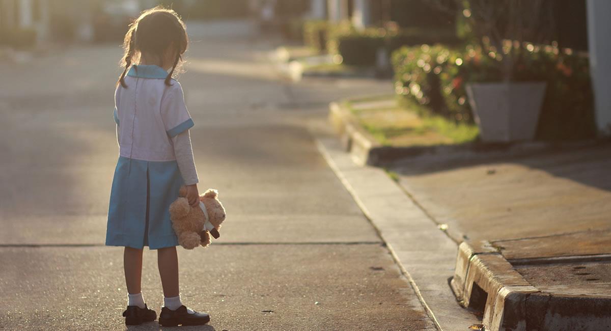 """Los huérfanos """"son las víctimas olvidadas de los feminicidios y están en el desamparo"""". Foto: Shutterstock"""