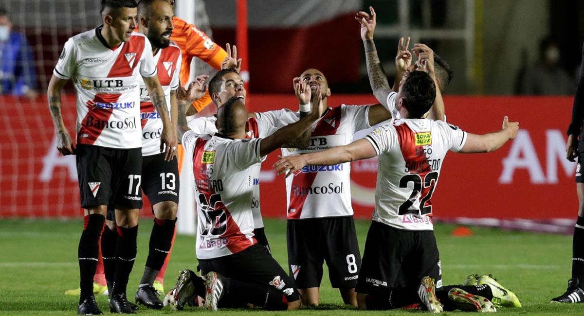 Always Ready logró la victoria ante Internacional 2-0 por la Copa Libertadores