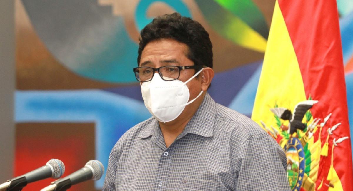 Remmy Gonzales, el nuevo ministro de Desarrollo Rural y Tierras. Foto: ABI