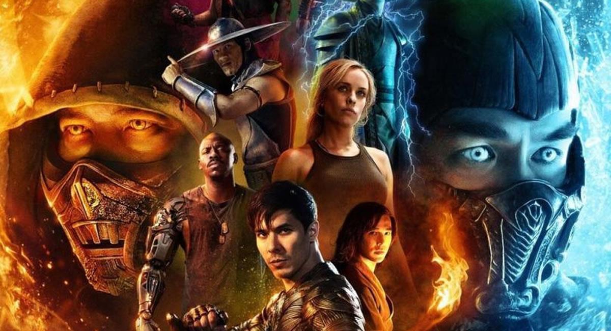 'Mortal Kombat', una adaptación de la popular serie de juegos de lucha. Foto: Filmaffinity