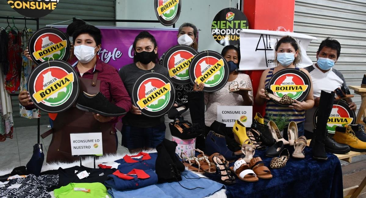 Pro Bolivia. Foto: ABI