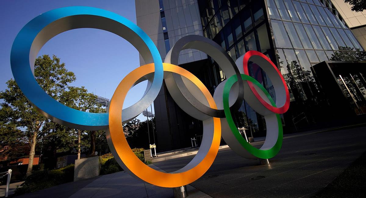 Juegos Olímpicos de Tokio. Foto: EFE