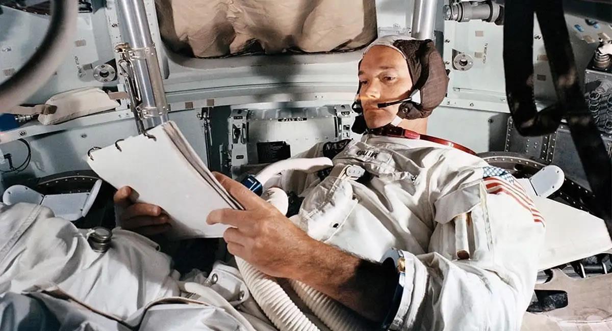 El Apolo 11 perdió a su piloto, el astronauta Michael Collins a su 90 años. Foto: EFE
