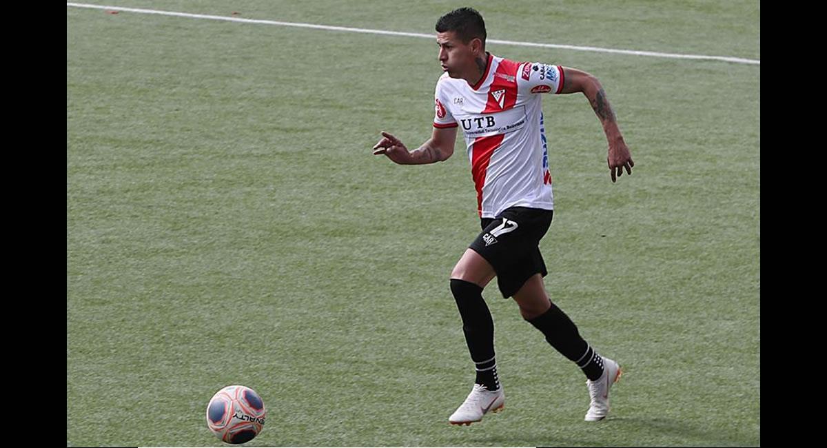 Partido Always Ready vs Deportivo Táchira. Foto: EFE