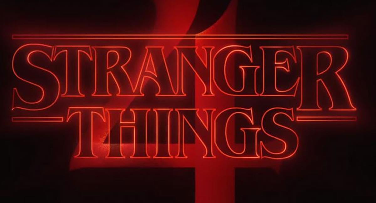 Cuarta temporada de 'Stranger Things', en la que los protagonistas saldrán por primera vez del pueblo de Hawkins. Foto: Filmaffinity