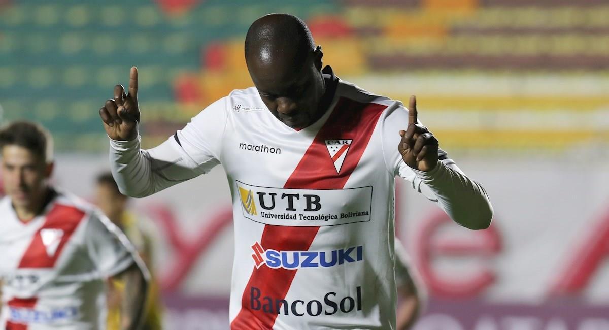 Imágenes del partido Always Ready vs Deportivo Táchira. Foto: EFE